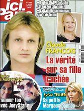 ICI PARIS n°3788 07/02/2018 Claude François_Le Marchand_S.Tellier_Angelina Jolie