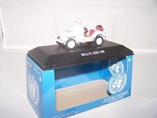1/43 Militaire Greenlight (Green86308) Jeep Willys «united nations decoration»