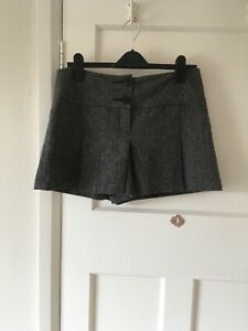 Kookai wool grey shorts size Medium(40)