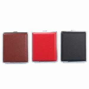 Faux Leather Cigarette Case - uk