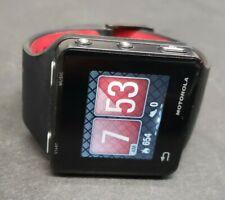 Motorola Smartwatch MotoActv Running GPS Watch With Mens Sport Band MINT 8GB