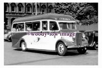 ab0111 - Scottish Bluebird Midland Coach Bus - CFG 843 - photograph 6x4