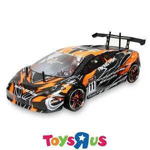 HSP 94123-10030-1 Black 2.4Ghz Flying Fish Electric Drift Road 1/10 Scale RC Car