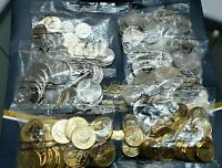 JC Effigy 2019 RAM BAG SET 5c 10c 20c 50c $1 $2 - 1 Bag Of Each Denomination UNC