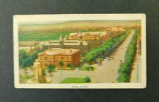c1940 Hoadleys Trade Card Birth of a Nation #40 Adelaide  Australiana vgc