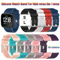 Watch Band Replacement Wristbands Bracelet Strap For Fitbit Versa / Versa lite