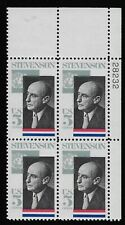 US Scott #1275, Plate Block #28232 1965 Stevenson 5c FVF MNH Upper Right