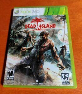 Dead Island Microsoft Xbox 360 Deep Silver  Chrome Engine  Techland  Mature