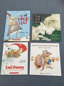 time for bed children book pack of 4 NEW  The magic hat ,sailaway betime books