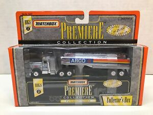 1997 MATCHBOX PREMIERE COLLECTION SERIES 2 PETERBILT TANKER TRUCK SEALED