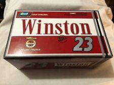 Die Cast NASCAR 1/24 scale JIMMY SPENCER #23 1997 WINSTON Ford Thunderbird /4623