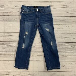 DKNY Girls Blue Jeans Size 10