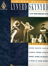 THE NEW BEST OF LYNYRD SKYNYRD GUITAR RECORDED VERSIONS 1994 MCA