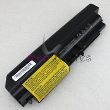 """Laptop Battery For Lenovo ThinkPad T61 (14.1"""" widescreen) FRU 42T4677 6Cell"""