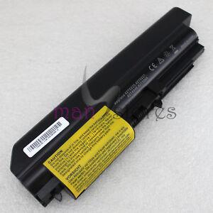 Laptop Battery For Lenovo Lenovo ThinkPad T400 FRU 42T4645 42T4548 5200mah 6Cell