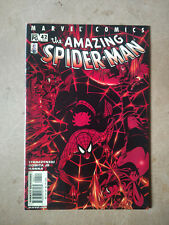AMAZING SPIDER-MAN #42 FIRST PRINT MARVEL COMICS (2002)