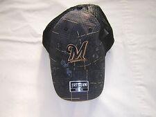 FRTSVN MILWAUKEE BREWER'S MLB BASEBALL CAP HAT L XL NWT $25.99