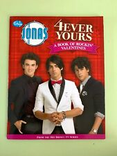 JONAS BROTHERS DISNEY VALENTINES:4 Ever Yours: A Book of Rockin' Valentines 2009