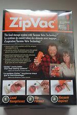 Babe Winkelman's ZipVac Food Storage System