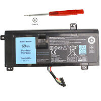 New G05YJ Laptop Battery for Dell A14 M14X R4 14D-1528 0G05YJ ALW14D Y3PN0