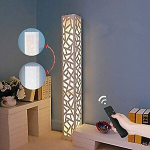 Modern Dimmbar LED Stehleuchte Fernbedienung Wohnzimmer Lamp Adjustble Stehlampe