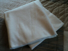 """brand new Extra Large Piece oF White Felt 75"""" wide x 138"""" long quilts crafts"""