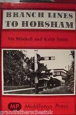 VIC MITCHELL KEITH SMITH RAILWAY BOOK TRAIN LINE BRANCH LINES HORSHAM MIDDLETON