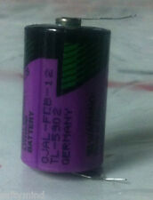 Brand New Tadiran TL-5902/PT2 TL5902 High Energy Lithium Battery with 2 Pins