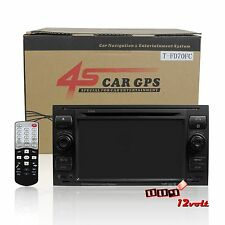 Concept T-FD70FC 2008-2011 Ford Focus DVD/CD/MP3 Receiver with GPS Navigation