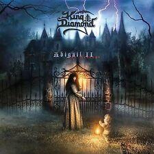 King Diamond - Abigail II: The Revenge (CD, Jan-2002, Metal Blade) ~Metal,Great~