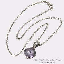 "on 18"" Chain 513407Zlavm *Retired* Authentic Lori Bonn Laven-Darling Pendant"