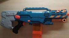 Nerf Zombiestrike Longshot Rifle With Full Magazine of Darts