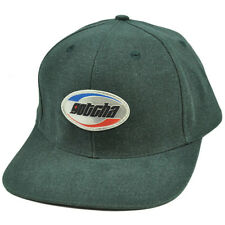 Gotcha Hat Cap Sports Surf Life Beach Flat Bill Constructed Adjustable Vintage