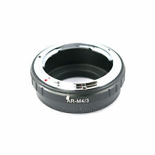 KONICA AR Mount Lens to Micro 4/3 M4/3 Adapter Ring, Olympus    A/R  - AUSPOST