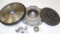 Solid Flywheel Kit For Peugeot 307 2.0 HDI - Borg & Beck HKF1008