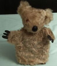 Vintage Koala Hand Puppet Bear Made In Republic Ireland Judith Paris Creations