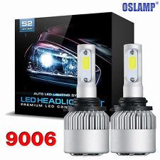 2x CREE 9006 900W 13500LM High/Low Beam LED Headlight  Bulbs HID Conversion Kits