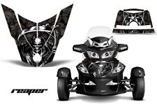 AMR Racing Can Am BRP RTS Spyder Hood Graphic Kit Wrap Roadster Decals REAPER K