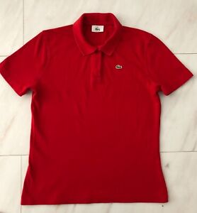 Ladies Genuine LACOSTE Polo Shirt - Size 44