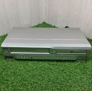 Symphonic Funai UDV660 DVD VCR 4 Head Combi Player / Recorder VHS Player Working