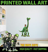 ARLO & SPOT THE GOOD DINOSAUR PRINTED WALL ART GRAPHIC STICKER DECOR VINYL DECAL