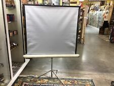 Vintage Movie Projector (screen In Very Good condition)