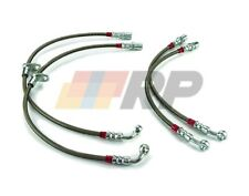 RENICK PERFORMANCE 2016+ CADILLAC CADDY ATS V ATSV STAINLESS STEEL BRAKE LINES