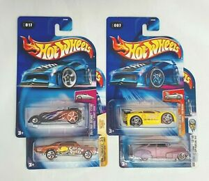 HOT WHEELS 2003 2004 First Editions Cheerios Lucky Charms Tooned - You Pick!