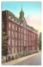 St. Francis Home, New York Hand-Colored Postcard *6S(2)13