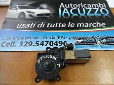 MOTORINO ALZAVETRO USATO ORIGINALE SX LANCIA YPSILON 1.3 MULTIJET