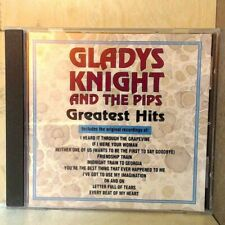 Gladys Knight & the Pips - Greatest Hits (CD, 1990, Curb) 7622