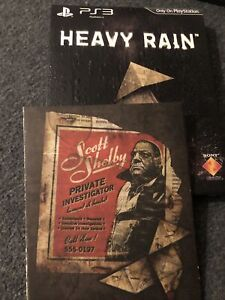 Heavy Rain - Special Edition - [PS3]