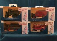 Vintage Days Gone Diecast Lledo Bygone Days Road Transport in Original Packaging
