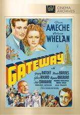 Gateway DVD (1938) - DON AMECHE, Arleen Whelan, Alfred L. Werker, GREGORY RATOFF